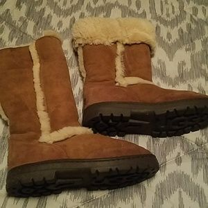 Tall uggs price firm